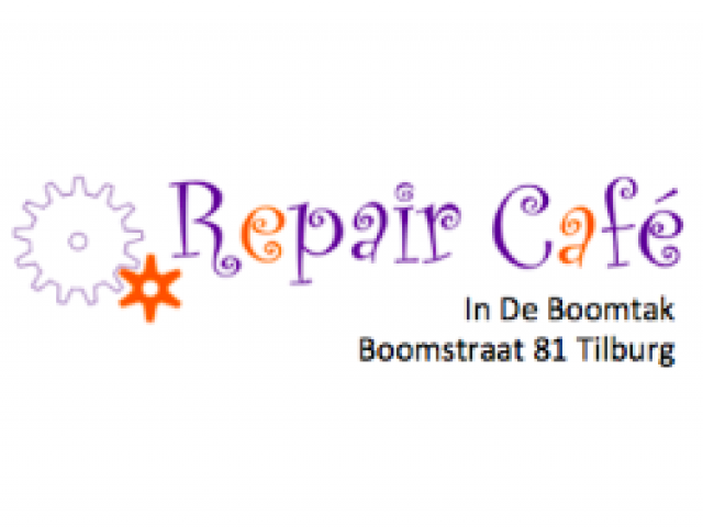 Repair Café In De Boomtak
