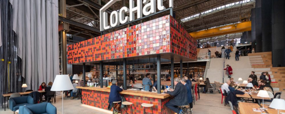 LocHal in Tilburg wint prijs 'World Building of the Year'