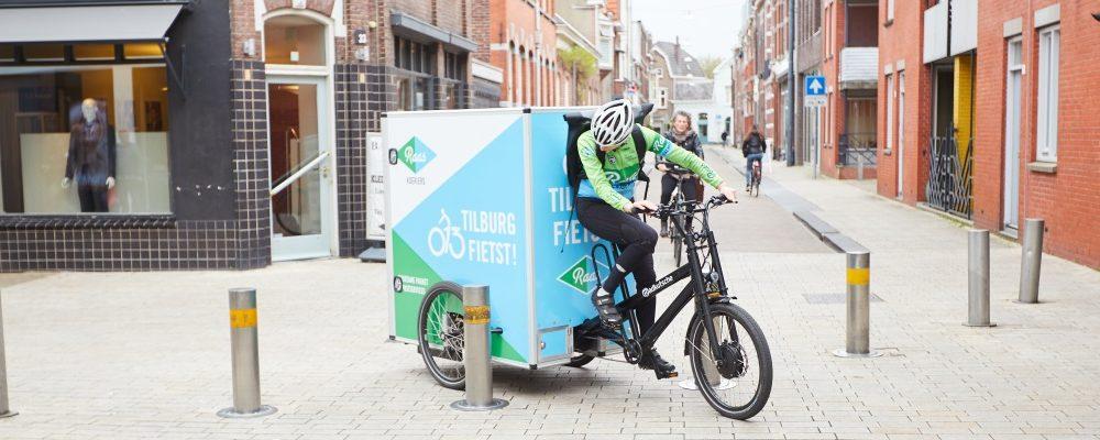Duurzame pakket & postservices