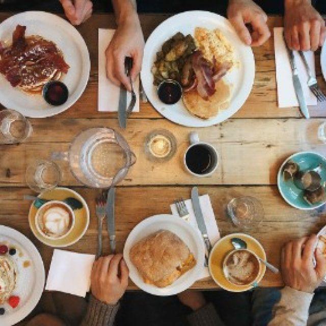 SmaakTafel 1 november 15:00 | Tilburgers praten over eten