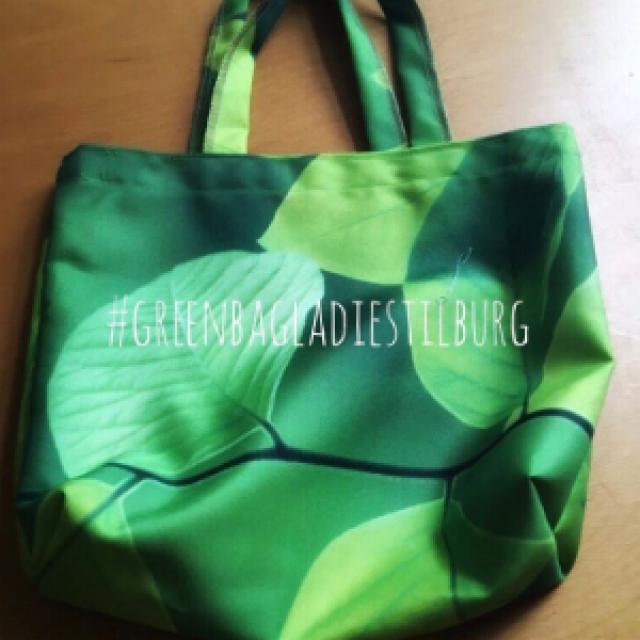 Green Bag Lady tassen